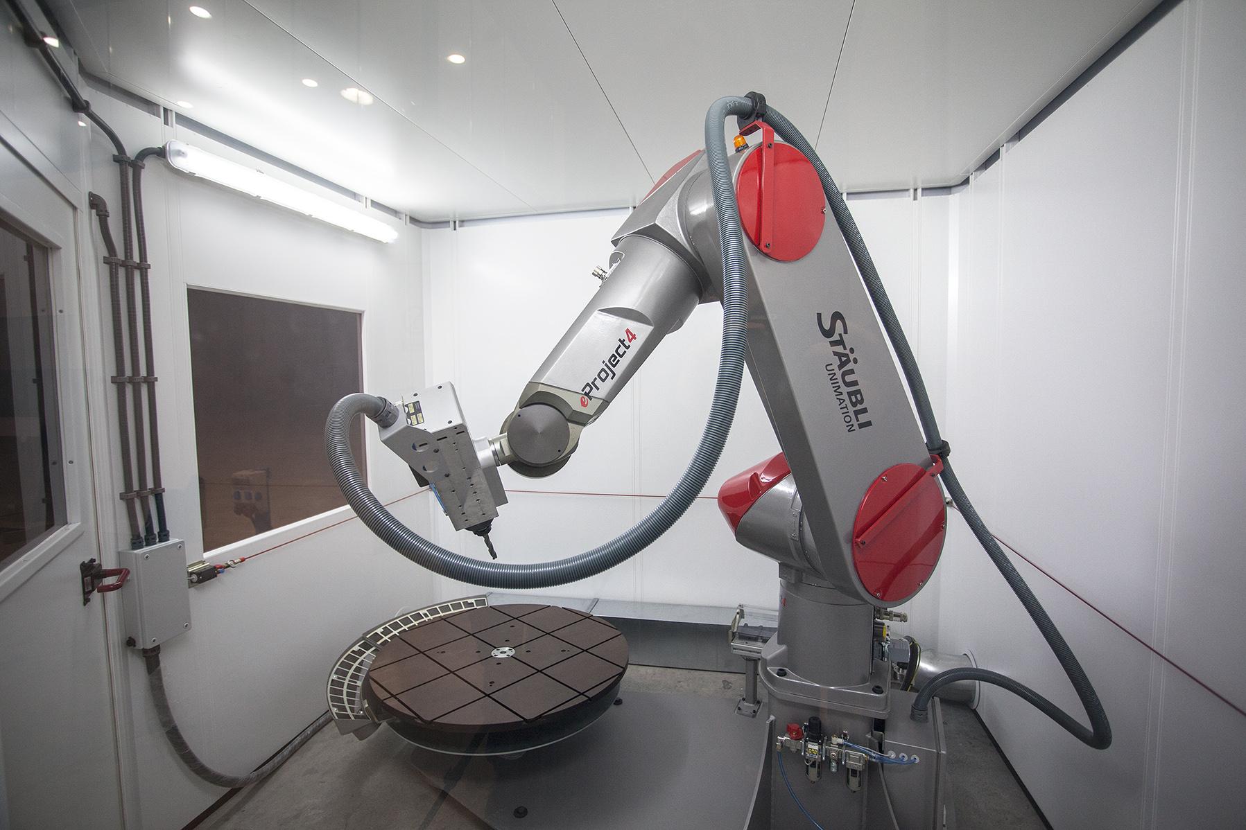 mecanizado con robot 3